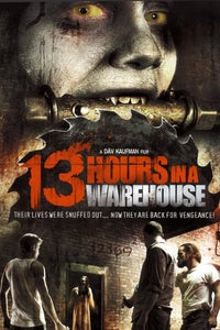 13 Hours in a Warehouse as Steve Johnson