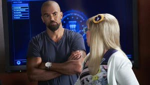 """Shemar Moore on a Return to Criminal Minds: """"It Could Happen"""""""