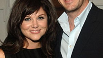 Tiffani Thiessen's Husband Comes to White Collar