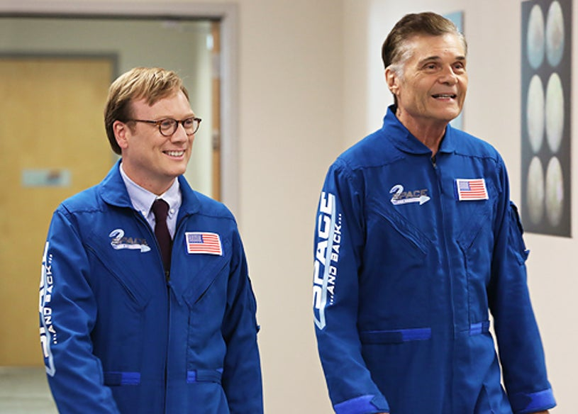 Review - Season 1 - Andy Daly, Fred Willard