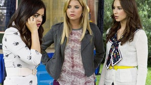 Pretty Little Liars' Lucy Hale: Aria Is Still In Love with Ezra