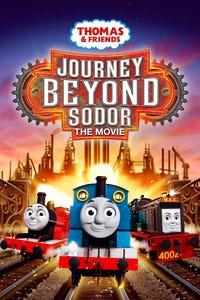 Thomas & Friends: Journey Beyond Sodor as Merlin