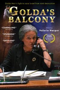 Golda's Balcony as Golda Meir