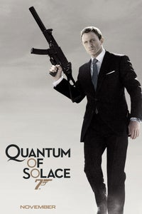 Quantum of Solace as Guy Haines
