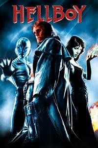 Hellboy as Hellboy