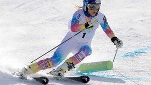 Lindsey Vonn Injured After Crash During Training