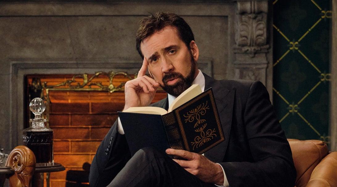 Nicolas Cage, History of Swear Words