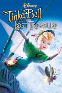 Tinkerbell and The Lost Treasure as Silvermist