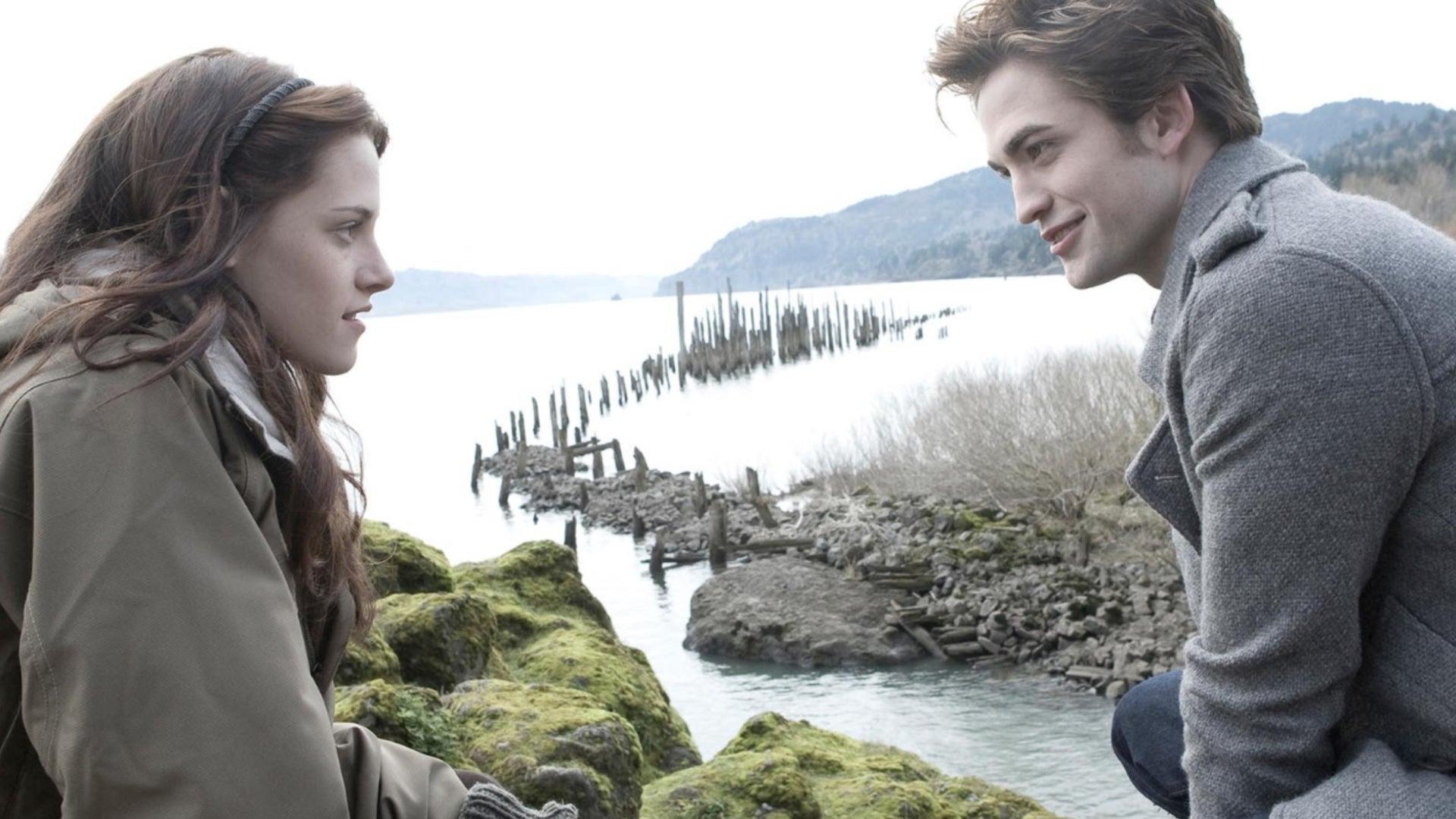 Kristen Stewart and Robert Pattinson, Twilight