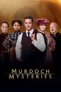Murdoch Mysteries as Mark Twain