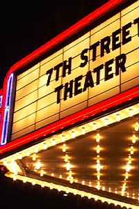 7th Street Theater as Rudy Thompson