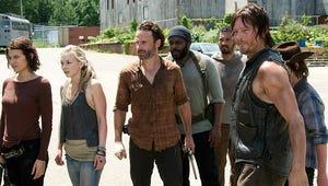 AMC Orders Pilot for The Walking Dead Companion Series