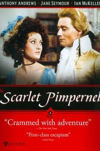 The Scarlet Pimpernel as Marguerite Blakeney