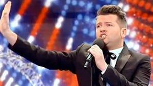 VIDEO: Edward Reid Wows Britain's Got Talent Judges with Nursery Rhymes
