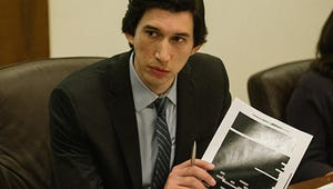 Adam Driver Shines In Amazon's Dense, Detailed The Report