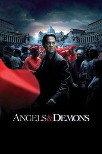 Angels & Demons as Robert Langdon
