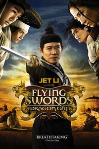 Flying Swords of Dragon Gate as Chow Wai-On