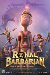 Ronal the Barbarian as Volcazar