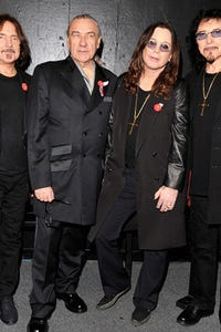 Black Sabbath as Black Sabbath