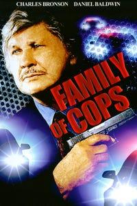 A Family of Cops as Eddie Fein