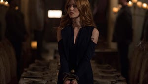 Shadowhunters Bosses Tease Consequences of Lillith's Mark on Clary