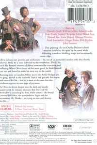 Oliver Twist as Mrs. Sowerberry
