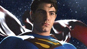 Brandon Routh Takes Us Inside the Superman Returns DVD