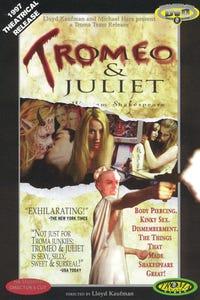 Tromeo & Juliet as Found a Peanut Father