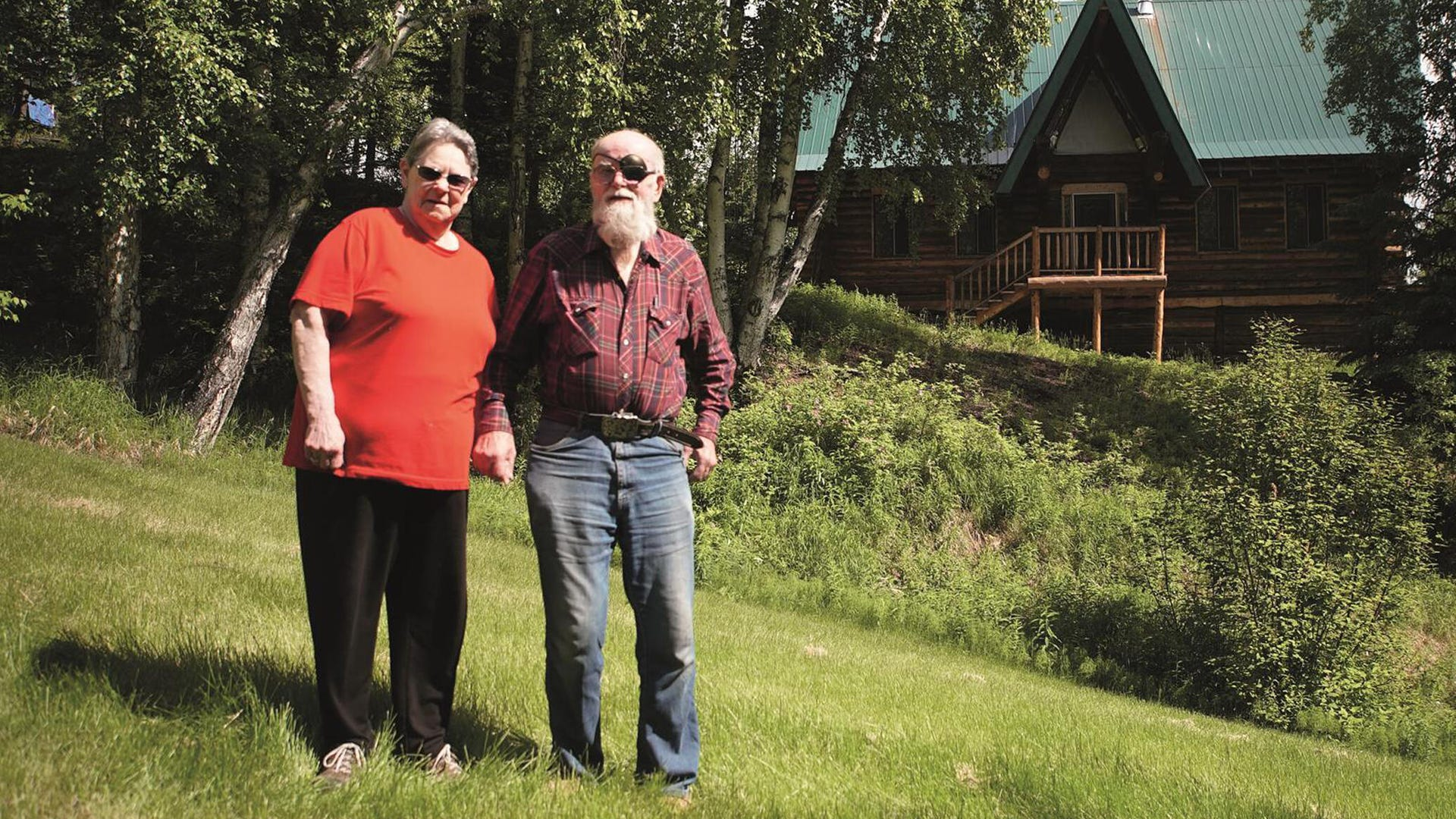 Duane and Rena Ores, Win the Wilderness