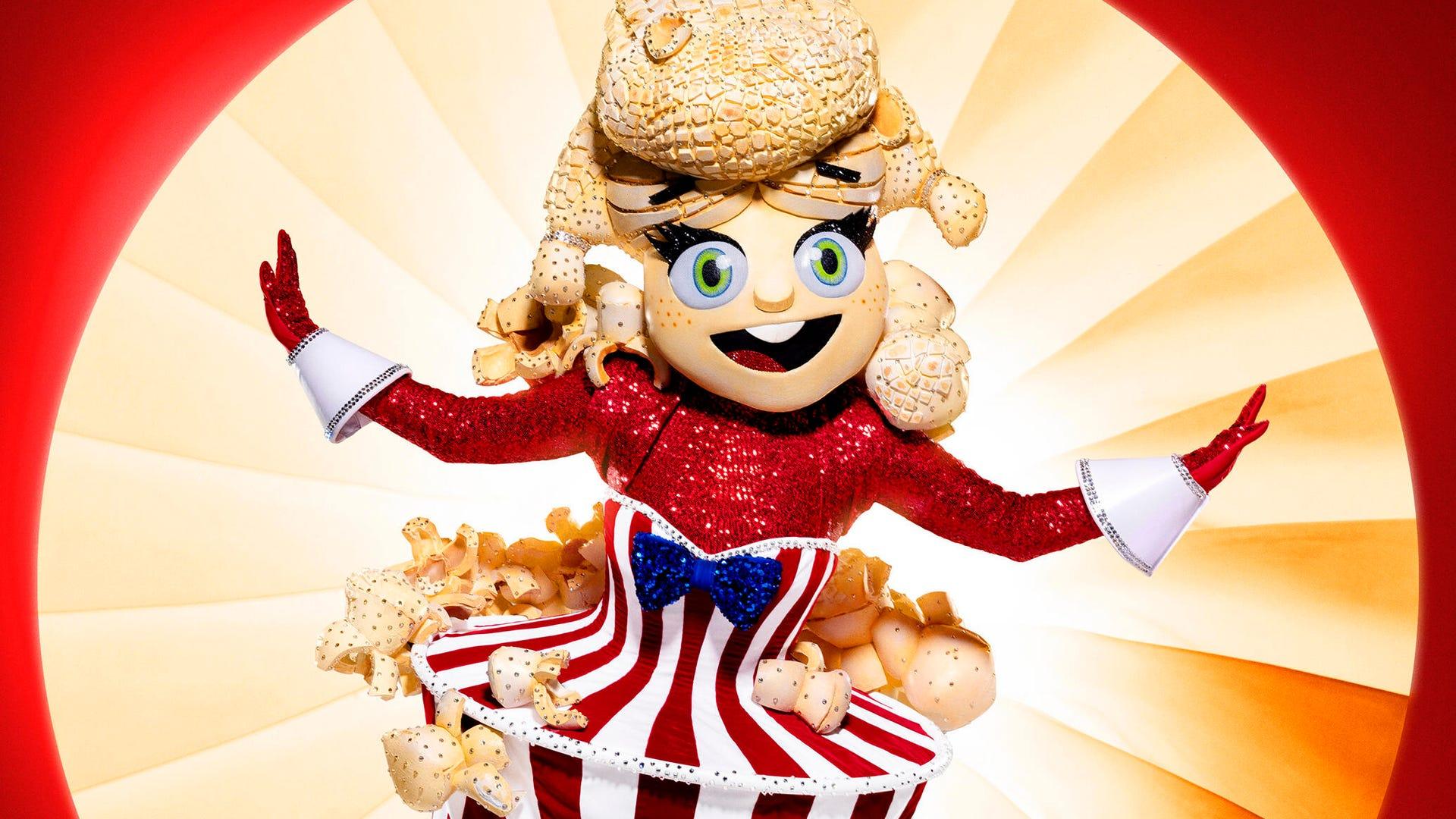 Popcorn, The Masked Singer
