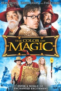 The Colour of Magic as Galder Weatherwax