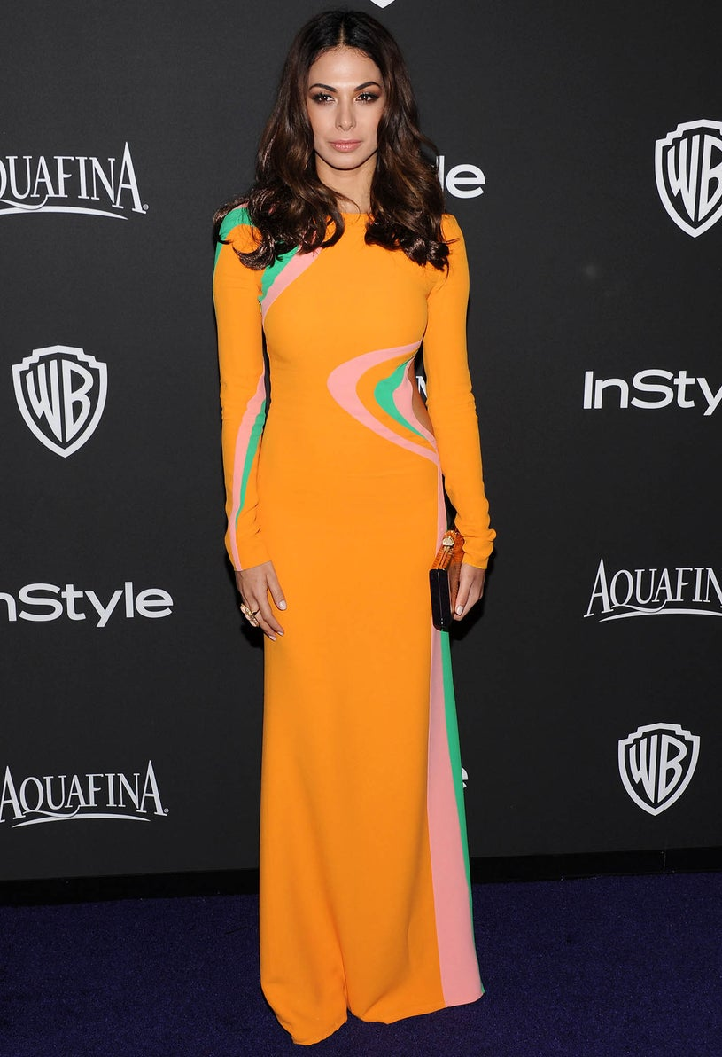 Moran Atias - WB InStyle Golden Globe After Party in Beverly Hills, California, January 11, 2015
