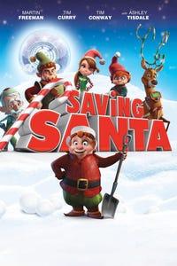 Saving Santa as Vera Baddington