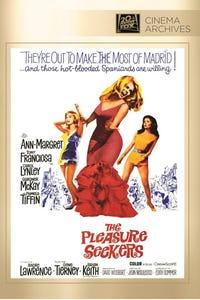 The Pleasure Seekers as Martinez