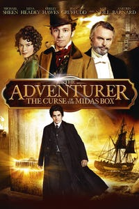 The Adventurer: The Curse of the Midas Box as Childers