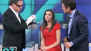 The Real Housewives of O.C. Head to Dr. Oz to Talk Plastic Surgery and Aging