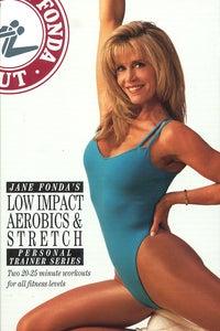Jane Fonda: Low Impact Aerobics & Stretch