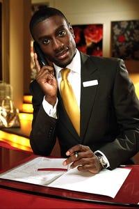 Michael Obiora as Christopher Williams
