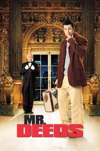 Mr. Deeds as Longfellow Deeds
