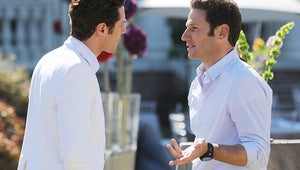 Exclusive Royal Pains Sneak Peek: Are Evan and Paige In Danger at Shadow Pond?