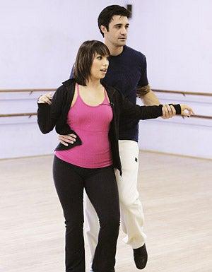 Dancing With The Stars - Season 8 - Gilles Marini and Cheryl Burke