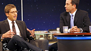 Busy Bee Seinfeld Takes Over Fox Talk Show