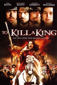 To Kill a King as Oliver Cromwell