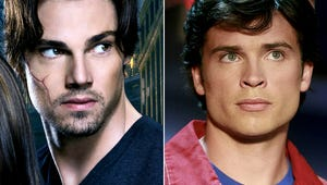 """Smallville Bosses Shape a New Breed of """"Superman"""" in Beauty and the Beast"""