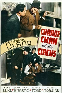 Charlie Chan at the Circus as Mike, the Ticket Taker