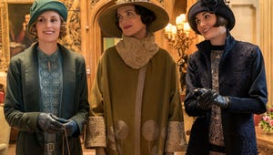 Julian Fellowes Doesn't Have Plans for a Downton Abbey Movie Sequel... Yet