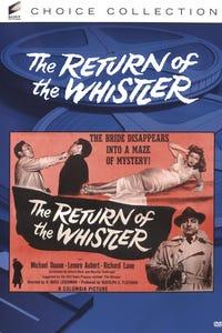 The Return of the Whistler as Barkley