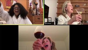 Meryl Streep, Christine Baranski, and Audra McDonald Melted the Internet With Boozy 'Ladies Who Lunch' Performance