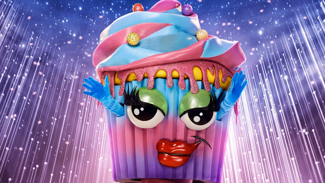 The Cupcake, The Masked Singer