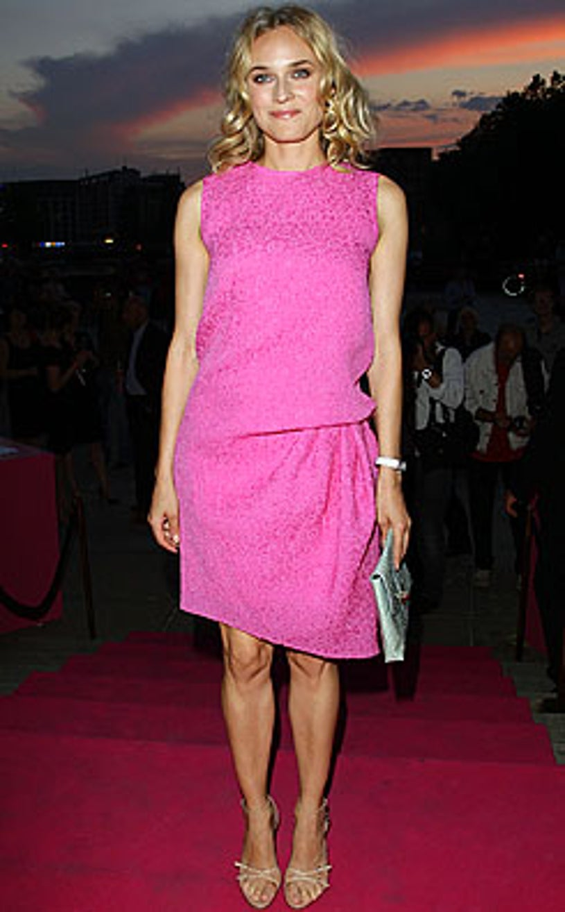 Diane Kruger - The Escada - A View on Fashion 1978-2009 during the Mercedes-Benz Fashion Week S/S 2010 at Bode Museum in Berlin, July 1, 2009